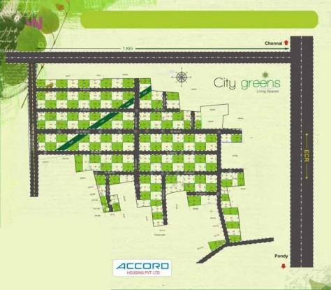 City City Green Site Plan