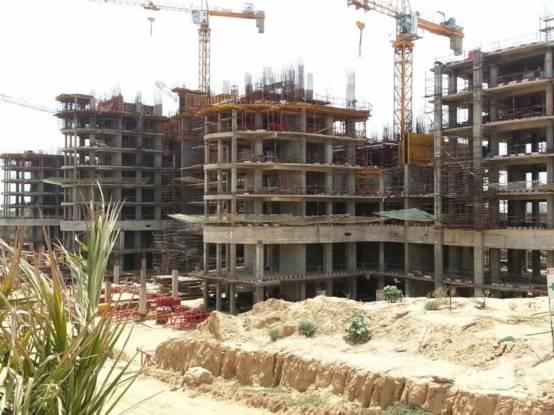 Raheja Revanta Construction Status