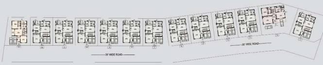 BSCPL Bollineni Hillside Cluster Plan