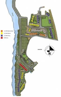 Lodha Casa Rio Gold Site Plan