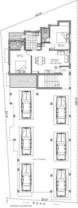 Jasmine Varshana Flats Cluster Plan