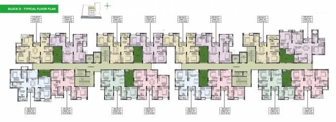 KG Signature City Cluster Plan