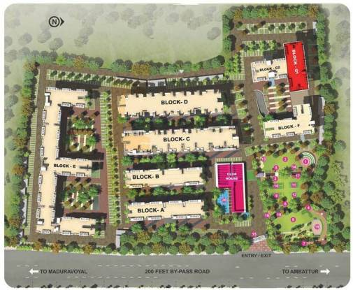 KG Signature City Master Plan