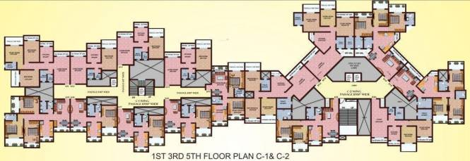 Panvelkar Campus Cluster Plan