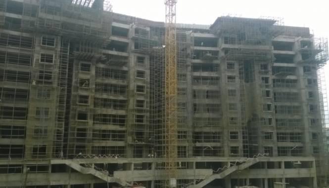 Embassy Pristine Construction Status