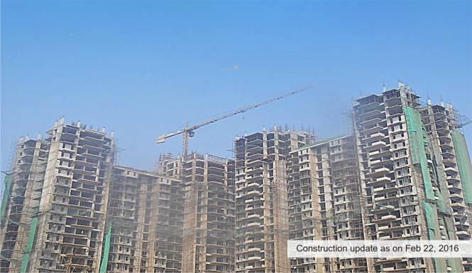 ILD Grand Construction Status