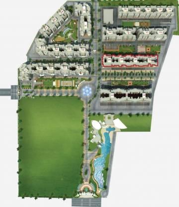 BramhaCorp Suncity Platinum Layout Plan