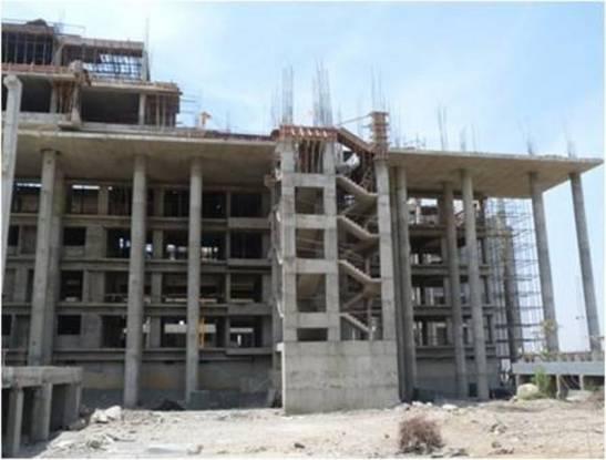 Marvel Sangria Construction Status