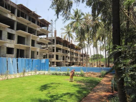 DRA Ranka Aquagreens Construction Status