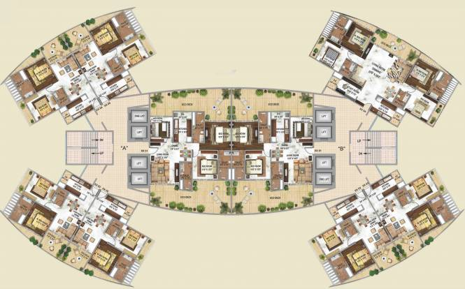 JP Decks Cluster Plan