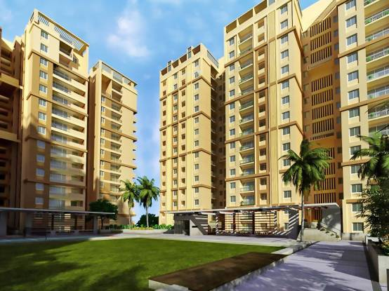 Pacifica Happiness Towers Elevation