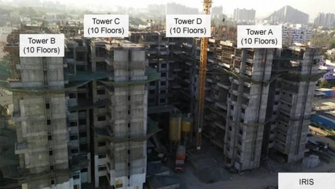 Kalpataru Serenity Construction Status