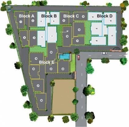 SLS Springs Layout Plan