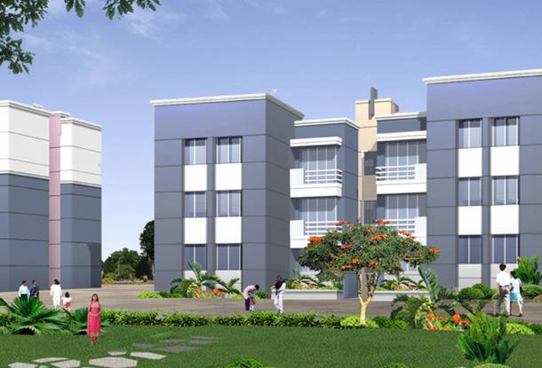 Usha Chhaya Niwas Apartments Elevation