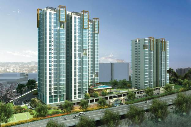 Salarpuria Sattva Luxuria Elevation