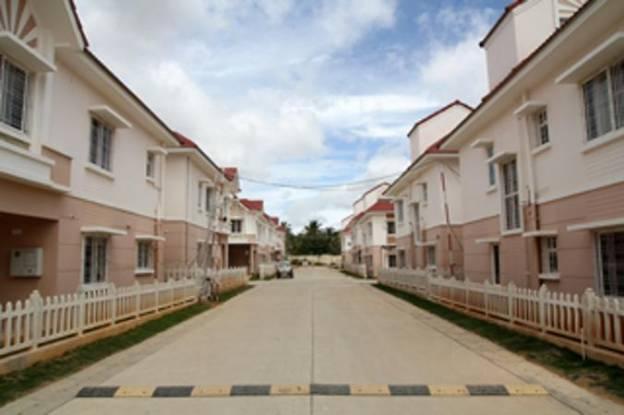 Pruksa Silvana Construction Status