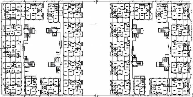Shanders Alta Vista Cluster Plan