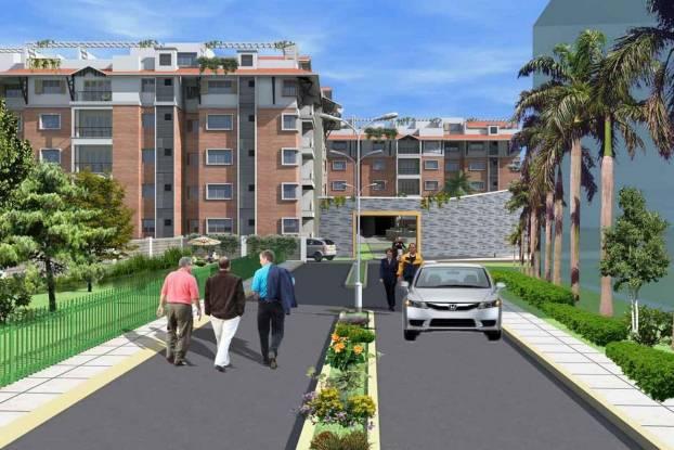VKC Chourasia Manor Phase 2 Elevation