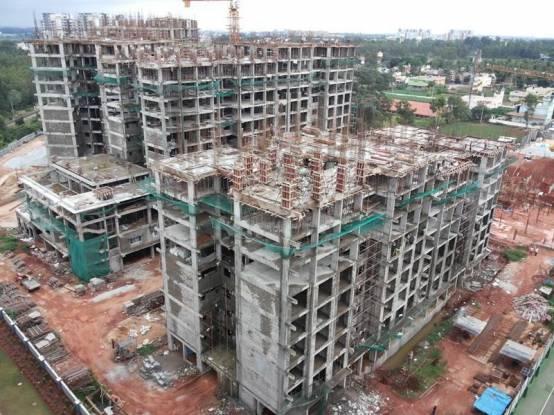 Shriram Suhaana Construction Status