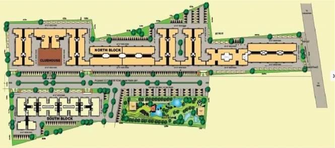 Shriram Surabhi Master Plan