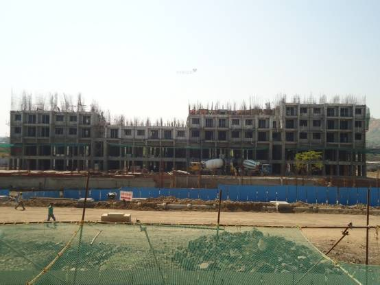 Kolte Patil Life Republic Construction Status