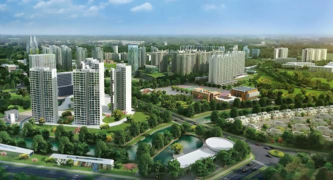 Kolte Patil Life Republic Elevation