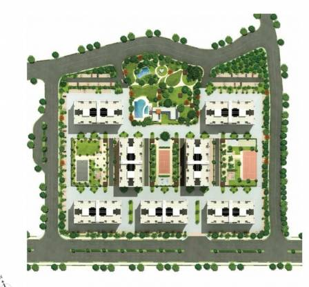 Kolte Patil Life Republic Master Plan