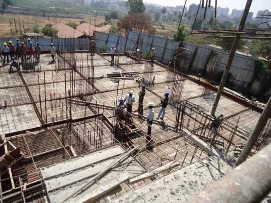 Nitesh Hyde Park Construction Status