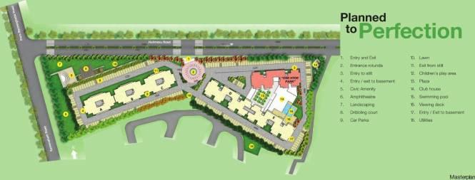 Nitesh Hyde Park Master Plan