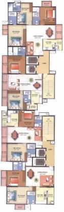 Jain Altura Cluster Plan