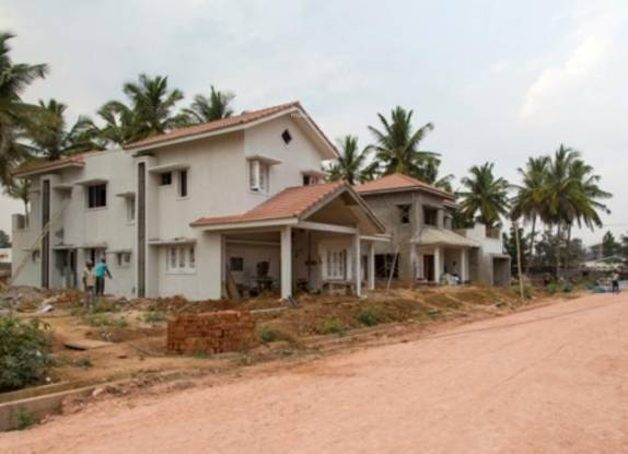Adarsh Palm Meadows Construction Status