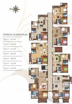 Linea Linea Lily Cluster Plan