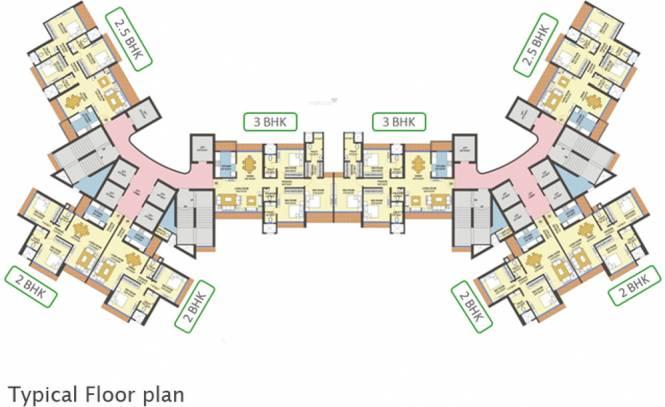 Kamla Atlantis Cluster Plan