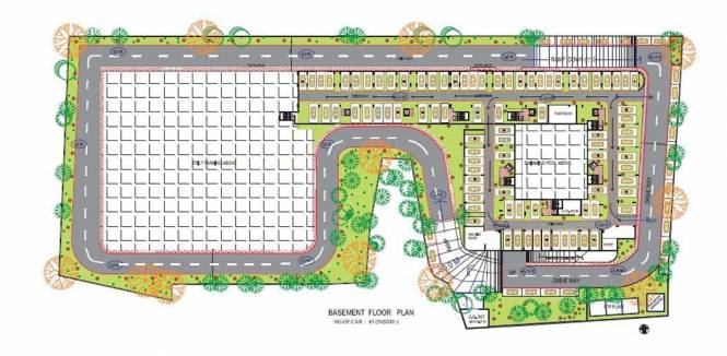 Citrus Aries Lakeview Cluster Plan