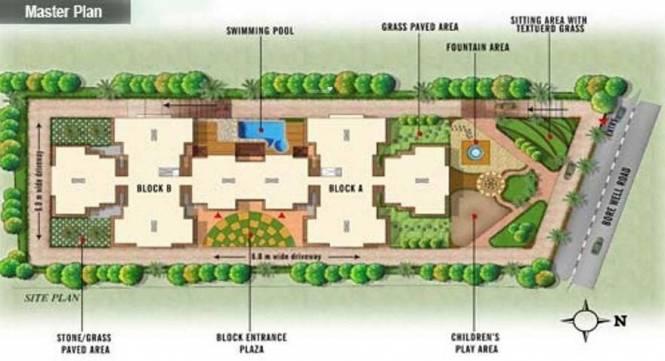 Gopalan Casa Gopalan Master Plan