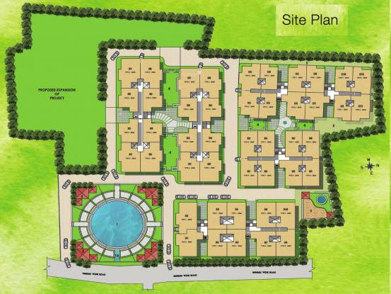 Team Patther Panchali Site Plan