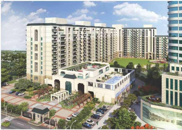 DLF Park Place Elevation