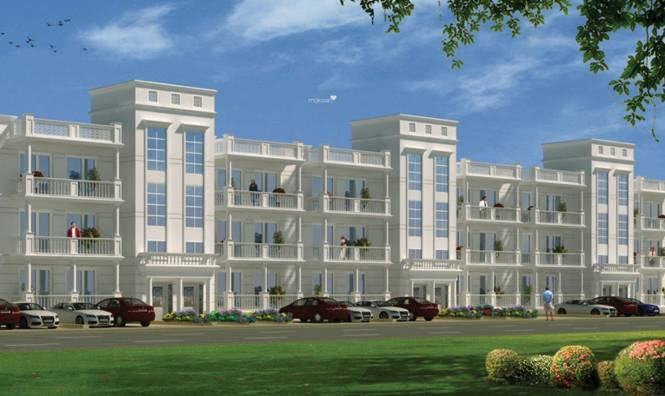 DLF Hyde Park Elevation
