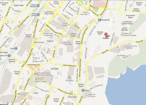 Kamla Estelle Location Plan