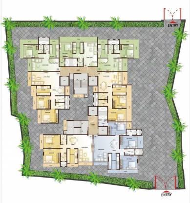 Kamla Aquina Layout Plan