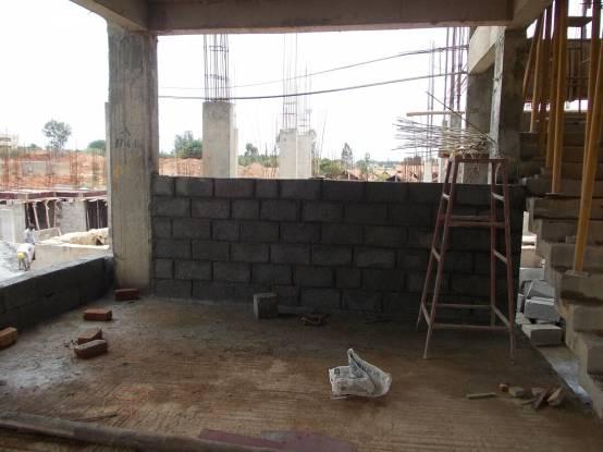 Sukritha Aaroha Villa Construction Status