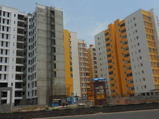 Olympia Grande Construction Status