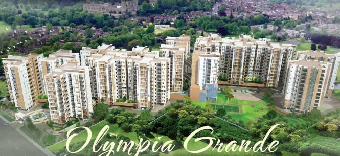 Olympia Grande Elevation