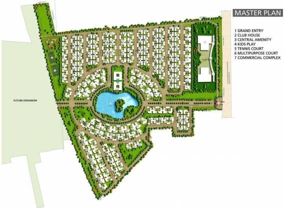 Sterling Villa Grande Master Plan