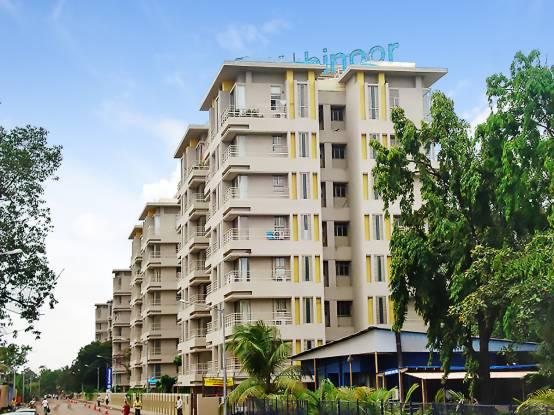 Kohinoor City Elevation