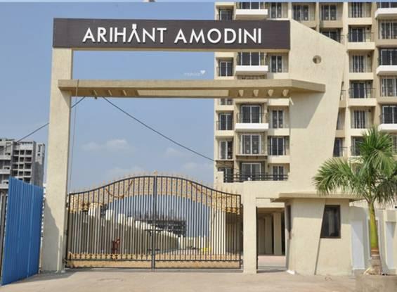 Arihant Amodini Construction Status