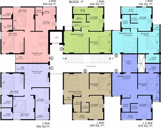 Bakeri Swareet Cluster Plan