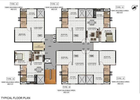 Provident Harmony Cluster Plan