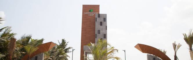 Arihant Greenwood City Elevation