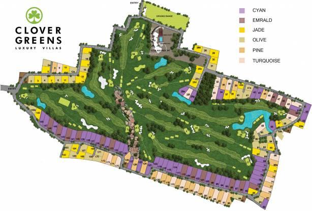 Assetz 18 And Oak Master Plan